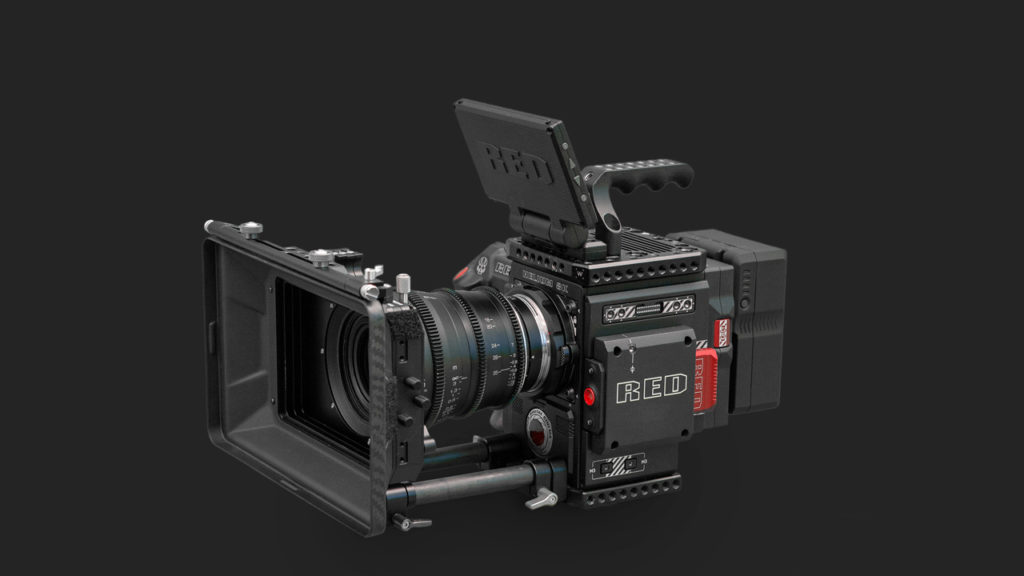 RED DRAGON-X 6K S35 Budget Package