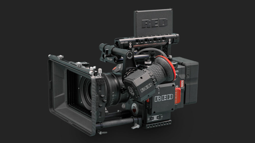 RED DRAGON-X 6K S35 Pro Package