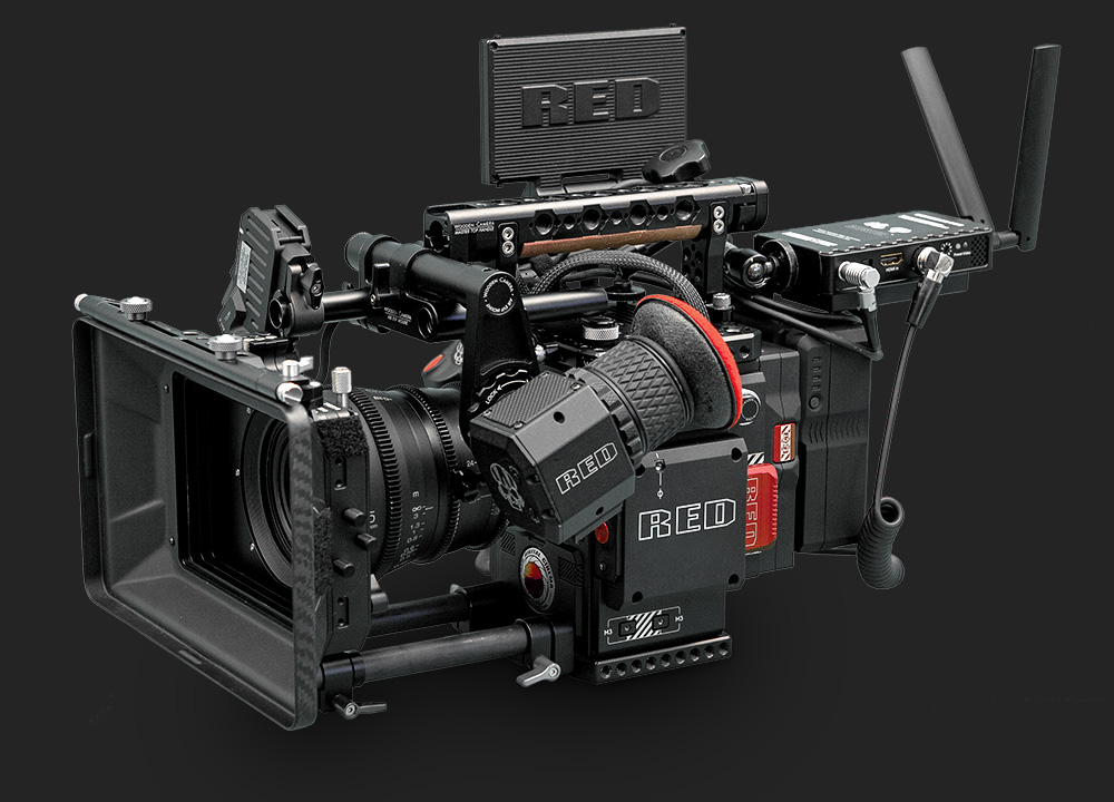 red dragon-x 6k - Film Equipment Kamera Verleih mieten