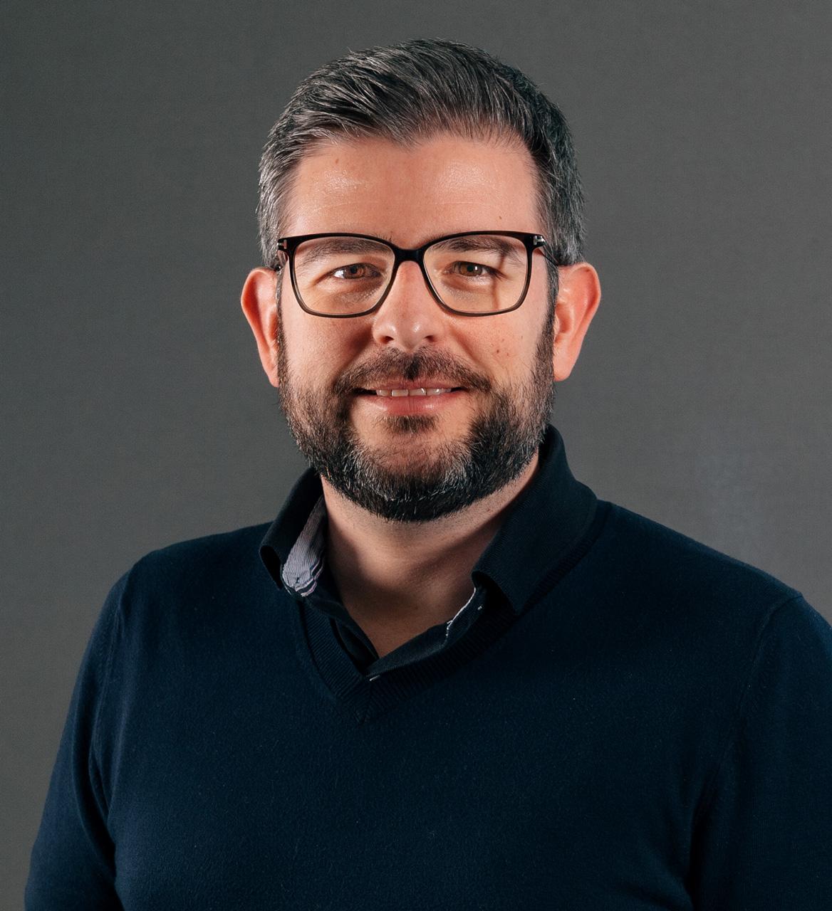 Sergio Herencias - Portrait
